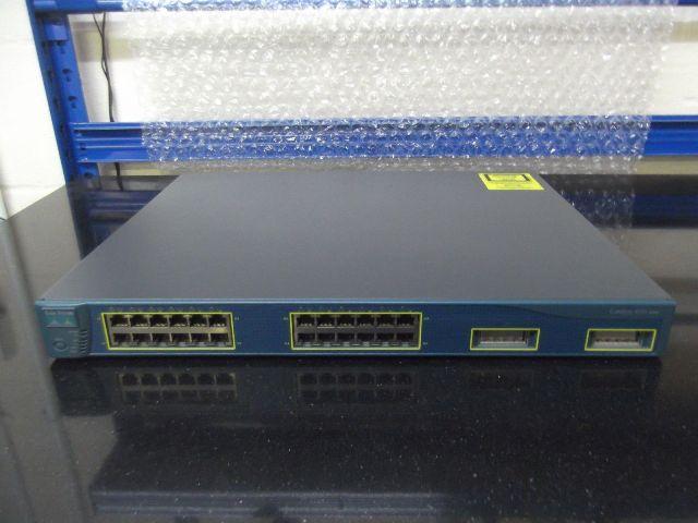 Switch Cisco 3550 WS-C3550-24-SMI 24-Port Layer-3
