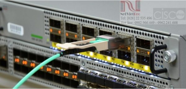 Modules Quang Cisco 40GBASE QSFP