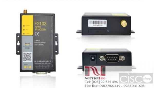 F2403 WCDMA 3G IP Modem