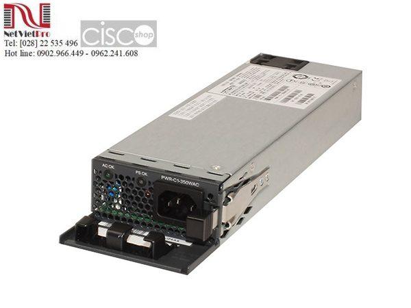 Thiết bị mạng Cisco PWR-C1-350WAC Power Supply đã qua sử dụng