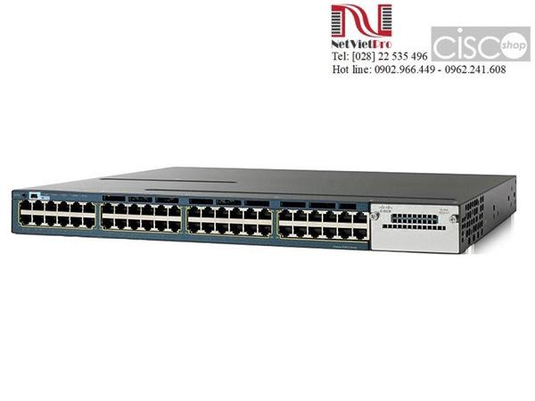 Thiết bị mạng Cisco WS-C3560E-48PD đã qua sử dụng