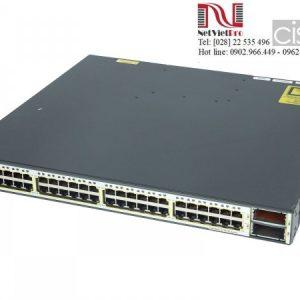 Thiết bị mạng Cisco WS-C3750E-48TD-S đã qua sử dụng