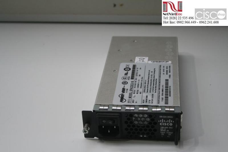 Power Supply Cisco DS-C24-300AC for Cisco MDS 9124 đã qua sử dụng