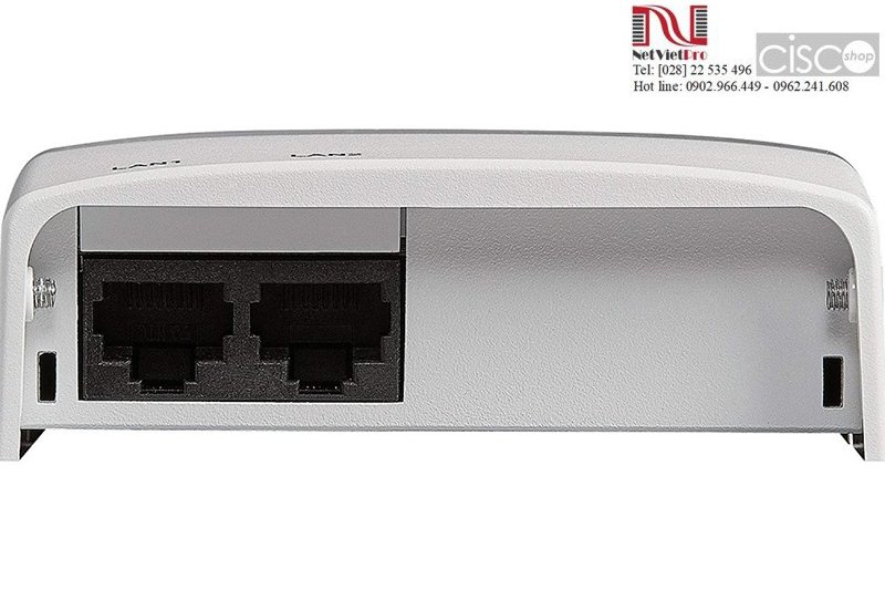 Access Point and Switch 901-H320-KS00 Wall-Mounted 802.11ac Wave 2 Wi-Fi