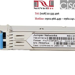 Module quang SFP Juniper EX-SFP-1GE-LX40K