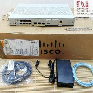 Thiết bị mạng Router Cisco C1111-8P cũ đã qua sử dụng