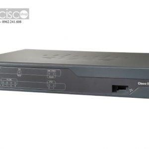 Thiết bị mạng Router Cisco C881/K9 cũ đã qua sử dụng