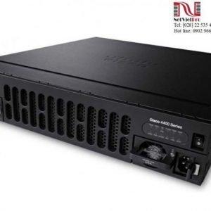 Thiết bị mạng Router Cisco ISR4331-SEC/K9 cũ đã qua sử dụng