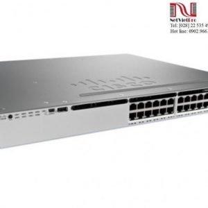 Thiết bị mạng Switch Cisco WS-C3850-24TS-S cũ đã qua sử dụng